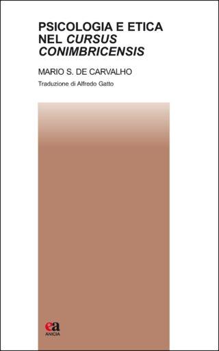 Psicologia e etica nel Cursus Conimbricensis