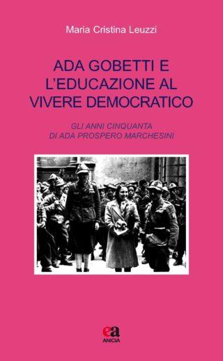 Ada Gobetti e l'educazione al vivere democratico