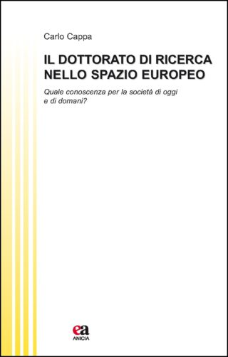 Il dottorato di ricerca nello spazio europeo