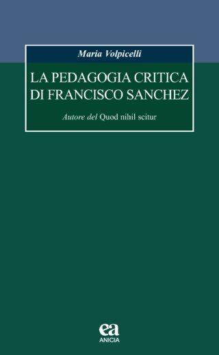La pedagogia critica di Francisco Sanchez
