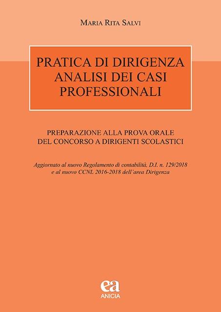 Pratica di dirigenza - Analisi dei casi professionali