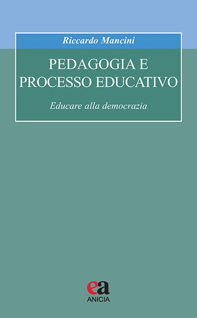 Pedagogia e processo educativo